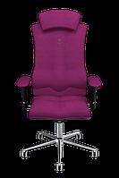 Кресло офисное эргономичное KULIK SYSTEM ELEGANCE Розовый
