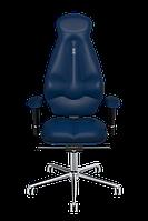 Кресло офисное эргономичное KULIK SYSTEM GALAXY Синий