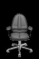 Кресло офисное эргономичное KULIK SYSTEM CLASSIC Серый
