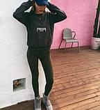Темно серый женский свитшот YEEZUS, фото 5