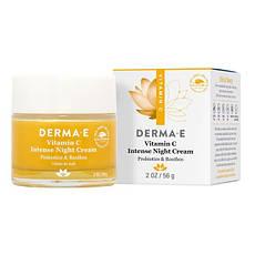 Інтенсивний нічний крем з вітаміном З пробіотиками та чаєм ройбуш 56 р Derma E США, офіційний сайт