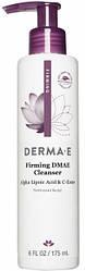 Засіб для вмивання обличчя з ДМАЕ альфа ліпоєвої кислотою і вітаміном С для пружності шкіри 175 мл Derma E