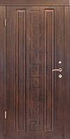 """Входная дверь для улицы """"Портала"""" (Люкс Vinorit) ― модель Спарта, фото 1"""