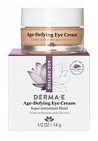 Антивозрастной антиоксидантный крем для кожи вокруг глаз 14 г Derma E США