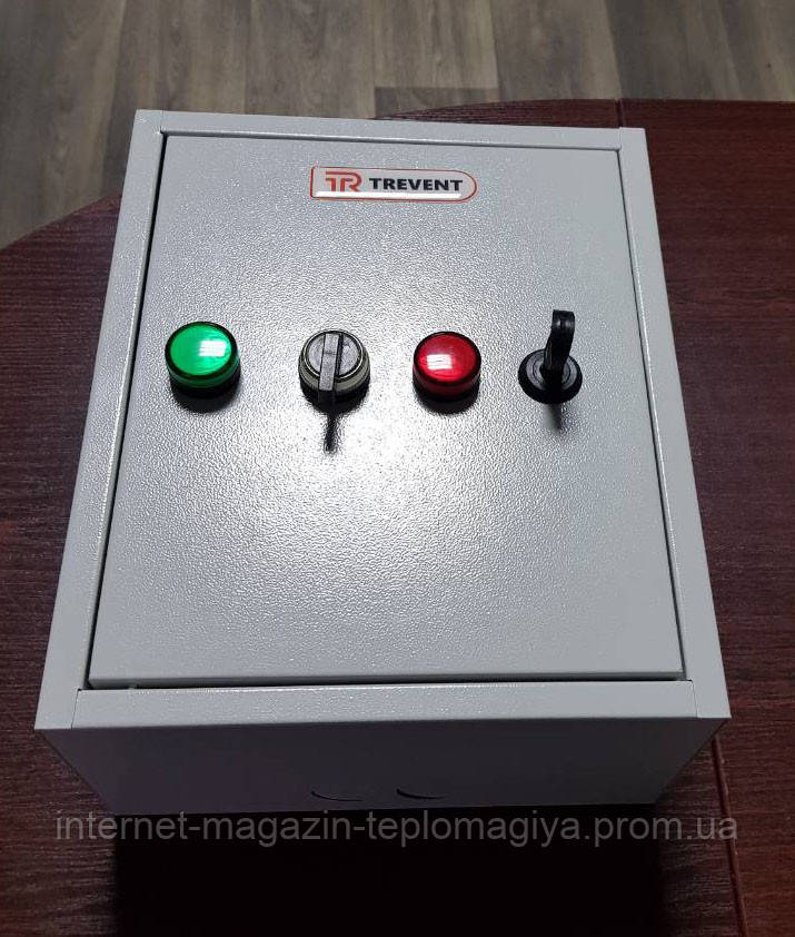 Пульт управления  TREVENT EL  9-12 кВт Prog