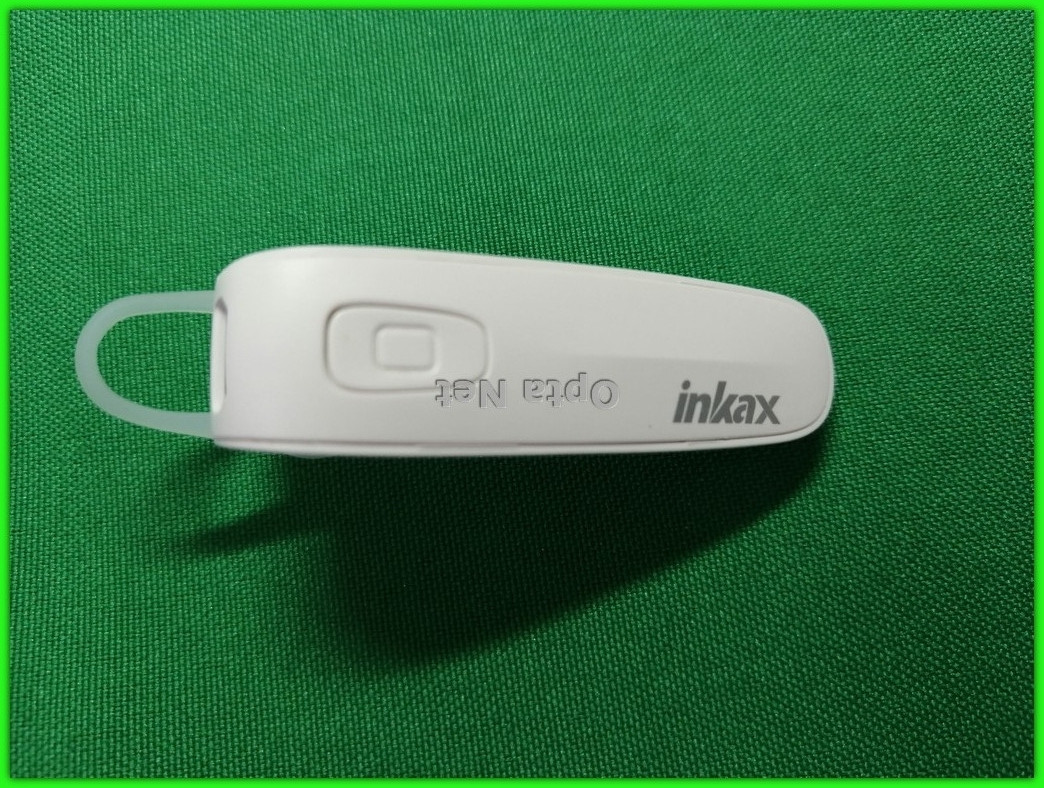 Bluetooth гарнитура Inkax  BL-01 Белый
