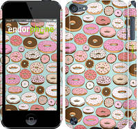 """Чехол на iPod Touch 5 Пончики в глазури """"2876c-35"""""""