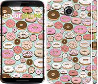 """Чехол на Motorola Nexus 6 Пончики в глазури """"2876c-67"""""""