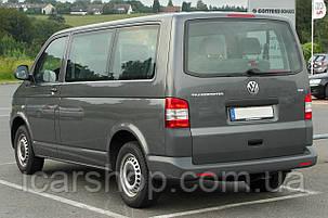 Стекло VW. Transporter T-5 03- Тыл Ляда без Э/О SG