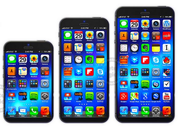 iPhone — серия смартфонов, разработанных корпорацией Apple iPhone series of smartphones developed by Apple