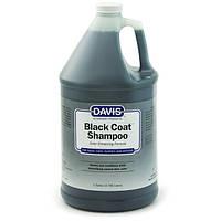 Шампунь Davis Black Coat Shampoo (для черной шерсти котов, концентрат 1:10), 3.8л