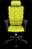 Кресло офисное эргономичное KULIK SYSTEM SPACE Оливковый (1901)