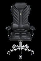 Кресло офисное эргономичное KULIK SYSTEM MONARCH Черный