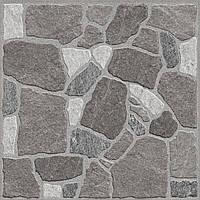 40х40 Керамическая плитка пол Cortile Кортил серый керамогранит, фото 1