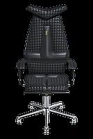 Кресло офисное эргономичное KULIK SYSTEM JET Черный