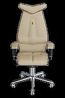 Кресло офисное эргономичное KULIK SYSTEM JET Бежевый