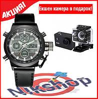 Мужские часы Amst (АМСТ) + екшен камера в подарок
