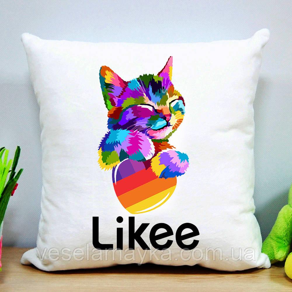 Подушка Likee Cat