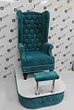 "Педикюрное кресло ""Трон Diamant"", фото 6"
