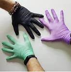 Расширение ассортимента одноразовых нитриловых перчаток
