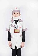 """Костюм """"Маленький лікар Люкс"""". АКЦІЯ -25% до 03.04.20, фото 1"""