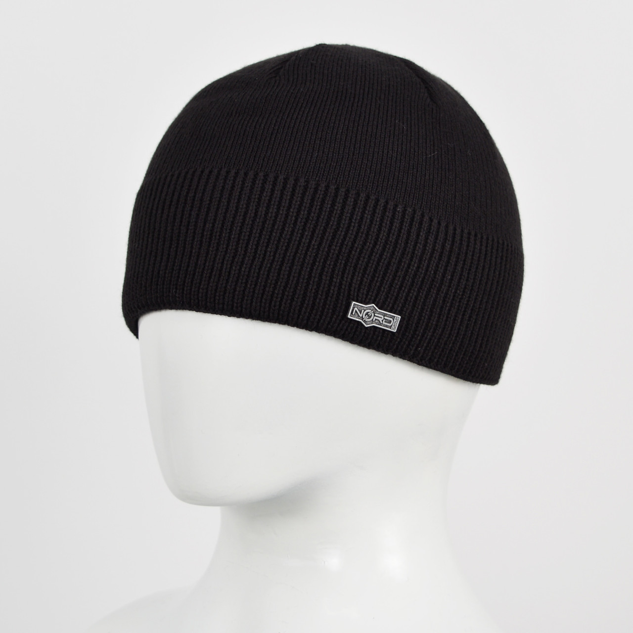 Мужская шапка Nord 181015 Черный
