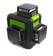 Лазерный уровень ¤ 3D ¤ ЗЕЛЕНЫЙ ЛАЗЕР ¤ Huepar HP-903CG