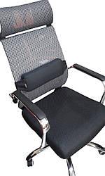 Ортопедична подушка під спину EKKOSEAT на крісло. Універсальна.