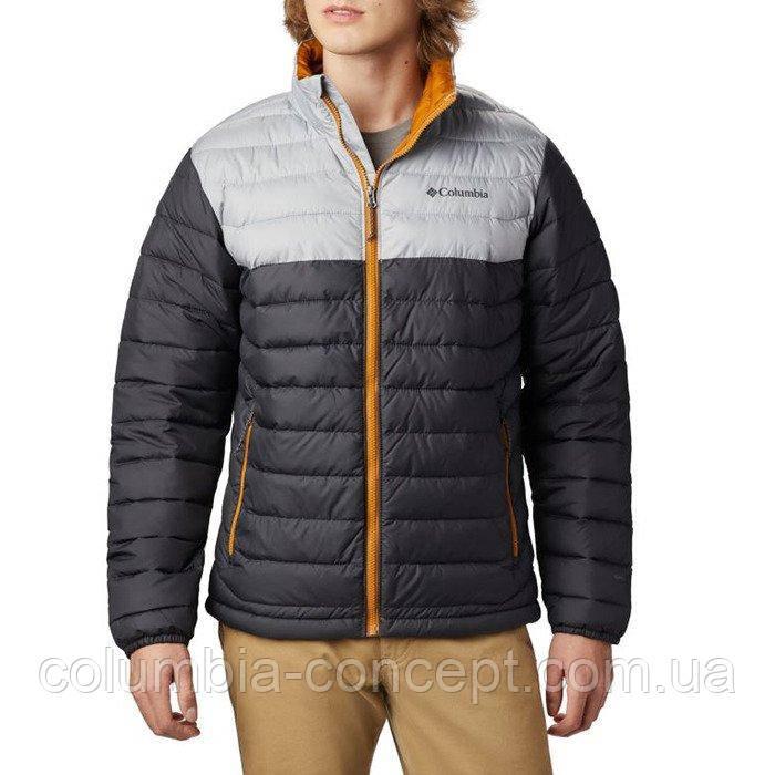 Куртка утепленныя мужская Columbia  Powder Lite