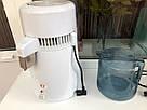Дистиллятор воды бытовой, аквадистиллятор для дома дистилятор дестилятор, фото 6