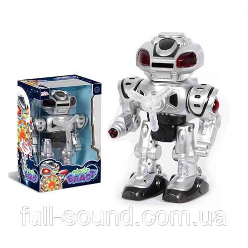 Интерактивный робот бласт 0102