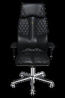 Кресло офисное эргономичное KULIK SYSTEM BUSINESS Черный (0602)