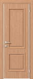 Дверь межкомнатная Rodos Royal Avalon ПГ, фото 2