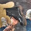Женские ботинки Dr.Martens Jadone Black (Мех), фото 4