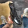 Женские ботинки Dr.Martens Jadone Black (Мех), фото 5