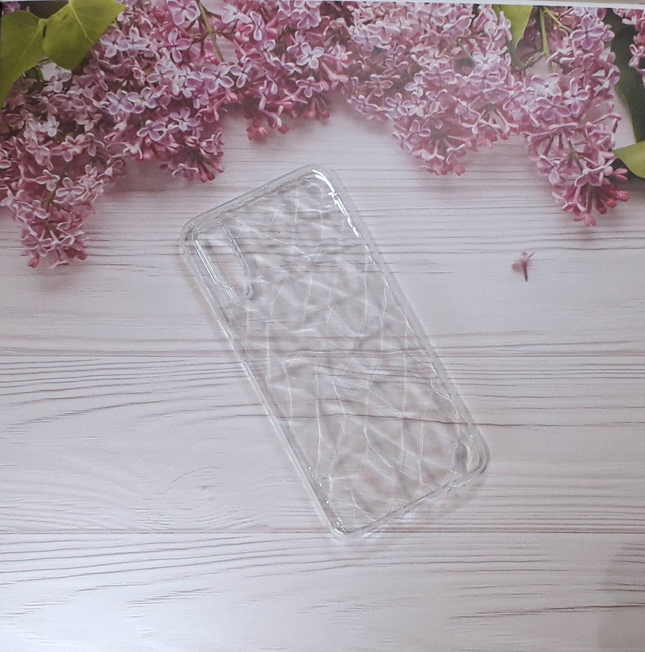 Чехол Prism для Samsung A70 (2019), Transparent