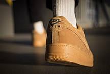 Мужские кроссовки Nike Air Force 1 Low Flax ( Реплика ), фото 2
