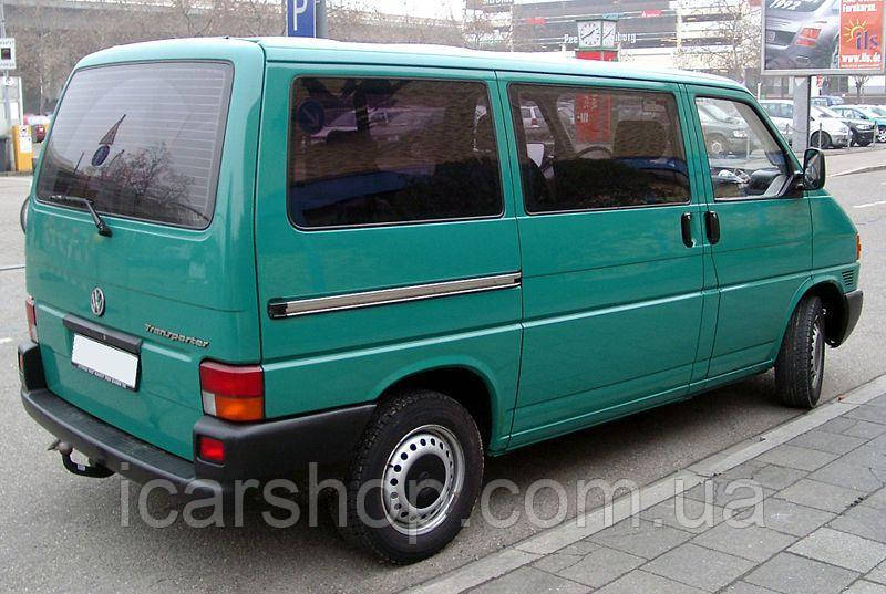 Скло VW. Transporter T-4 90-03 Тил 'Ляда' c Е/О SG