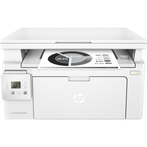 БФП лазерний чорно-білий HP LaserJet Pro M130a (G3Q57A)