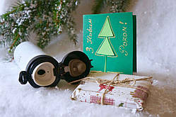Новогодние подарки в подарок сотрудникам #2 Пикник на снегу