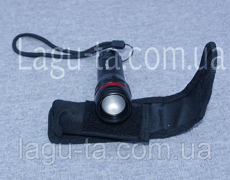 Фонарик LED 3*АА, фото 2