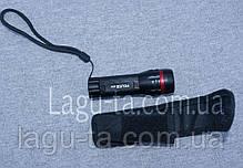 Фонарик LED 3*АА, фото 3
