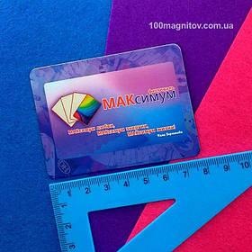 Рекламные магнитики для фестиваля. Размер 78х56 мм 3