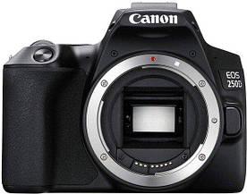 Дзеркальна камера Canon EOS 250D + EF-S 18-55mm f/4-5.6 IS ІІІ Kit Black