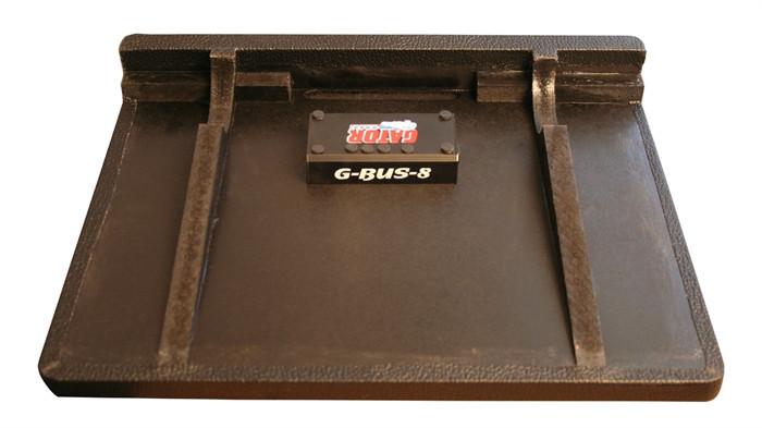 Педалборд з мережним адаптером і сумкою GATOR GPT-BL-PWR