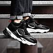 Кросівки черевики зимові чорні, фото 2