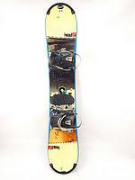 Б/у сноуборд HEAD (длина 146 см)