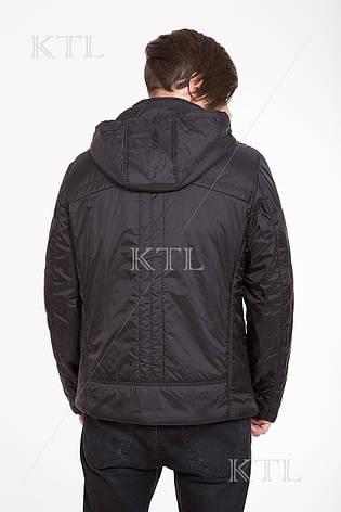 Демисезонная (весна / осень) куртка с капюшоном CW14MC79_#701, фото 2