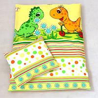 Детские комплекты одеяло+ подушка