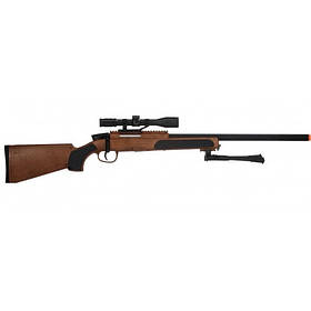 Снайперская Детская винтовка на пулькахZM 51W